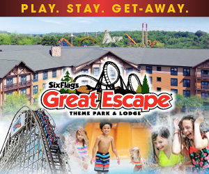 The Great Escape & Hurricane Harbor