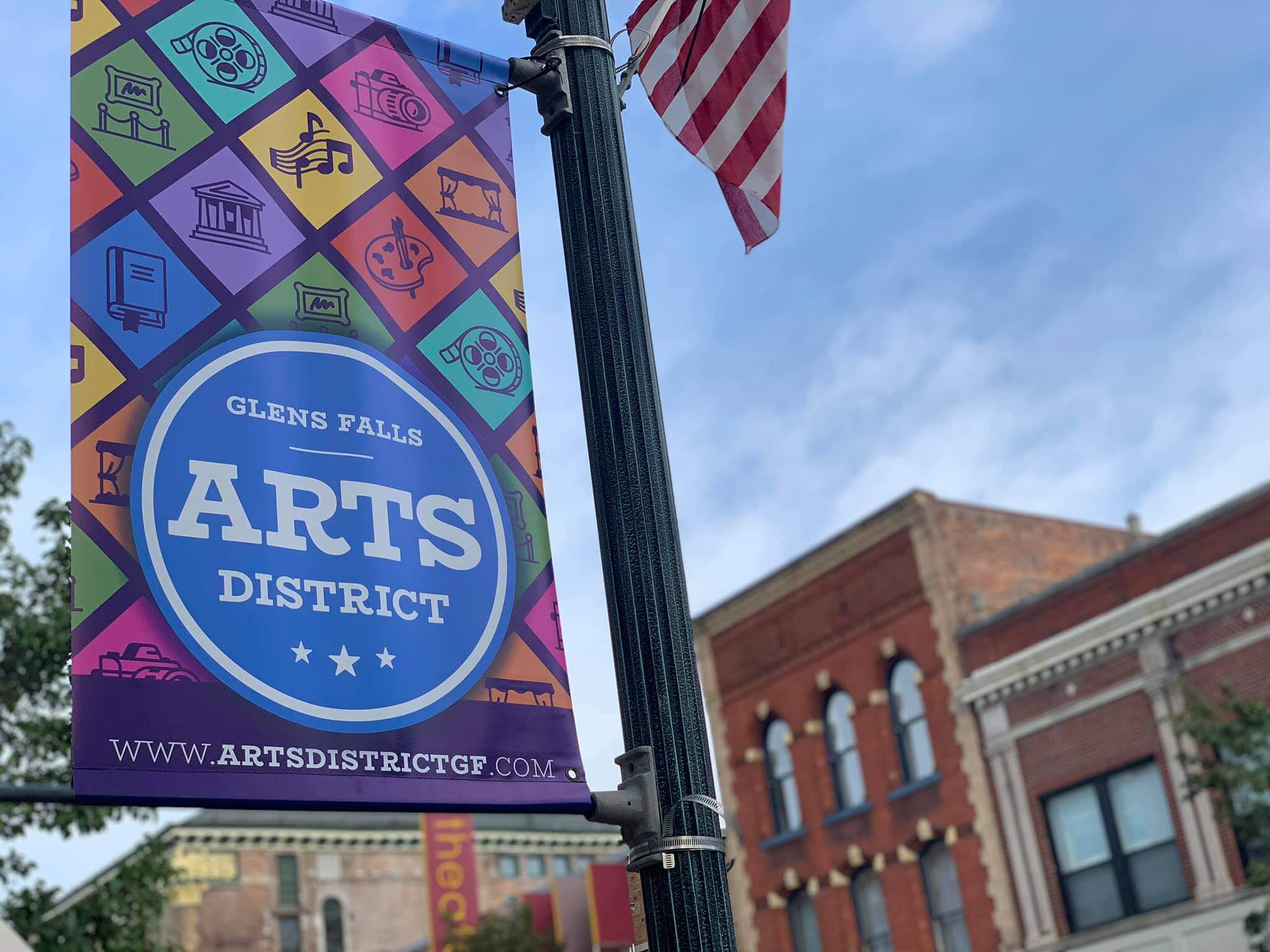 Arts District of Glens Falls Seeks to Brand City as Arts and Entertainment Destination