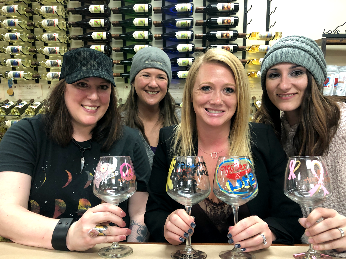 Adirondack Winery Raises Funds for Making Strides