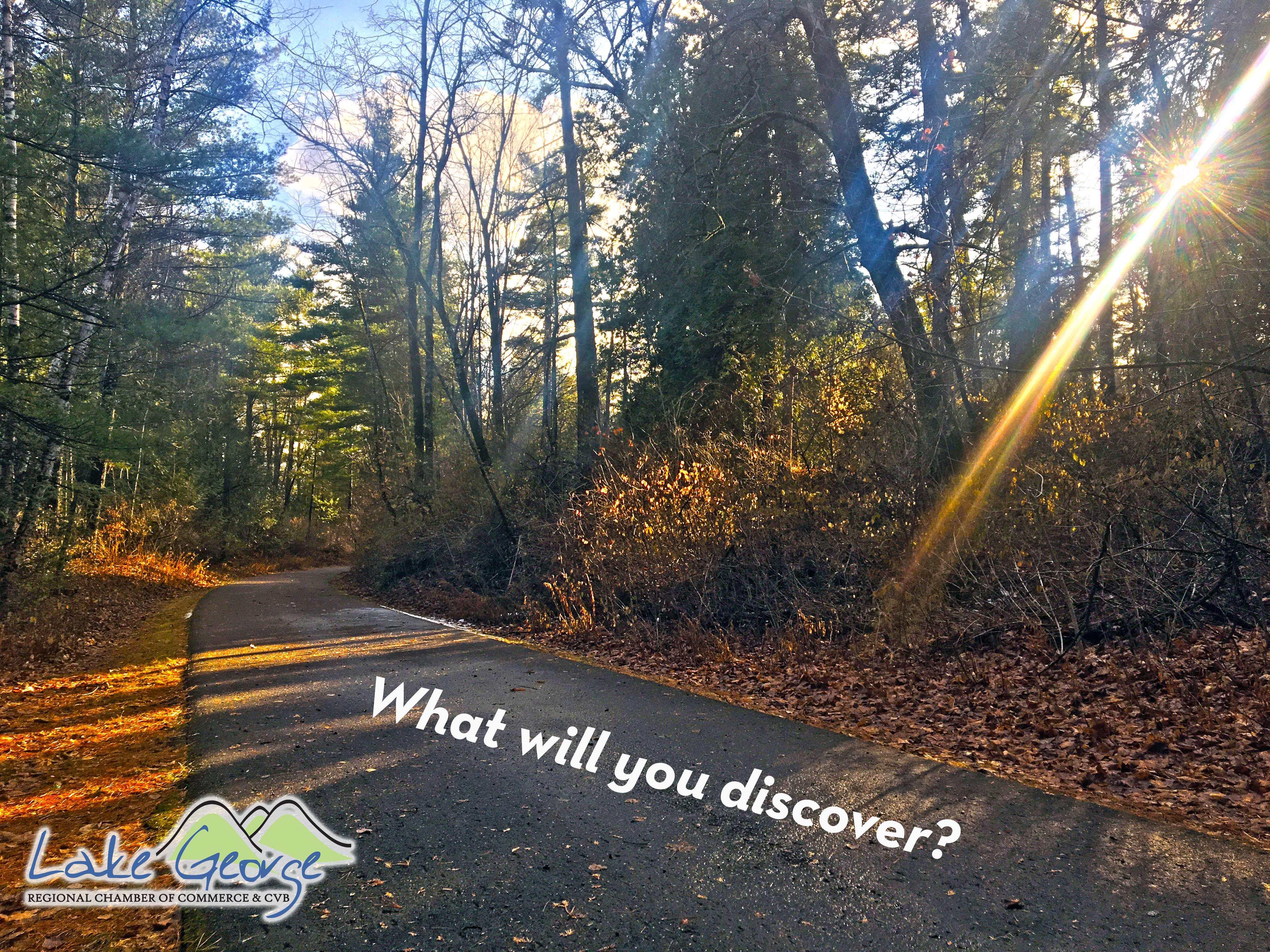 New Social Media Campaign: What will you discover?