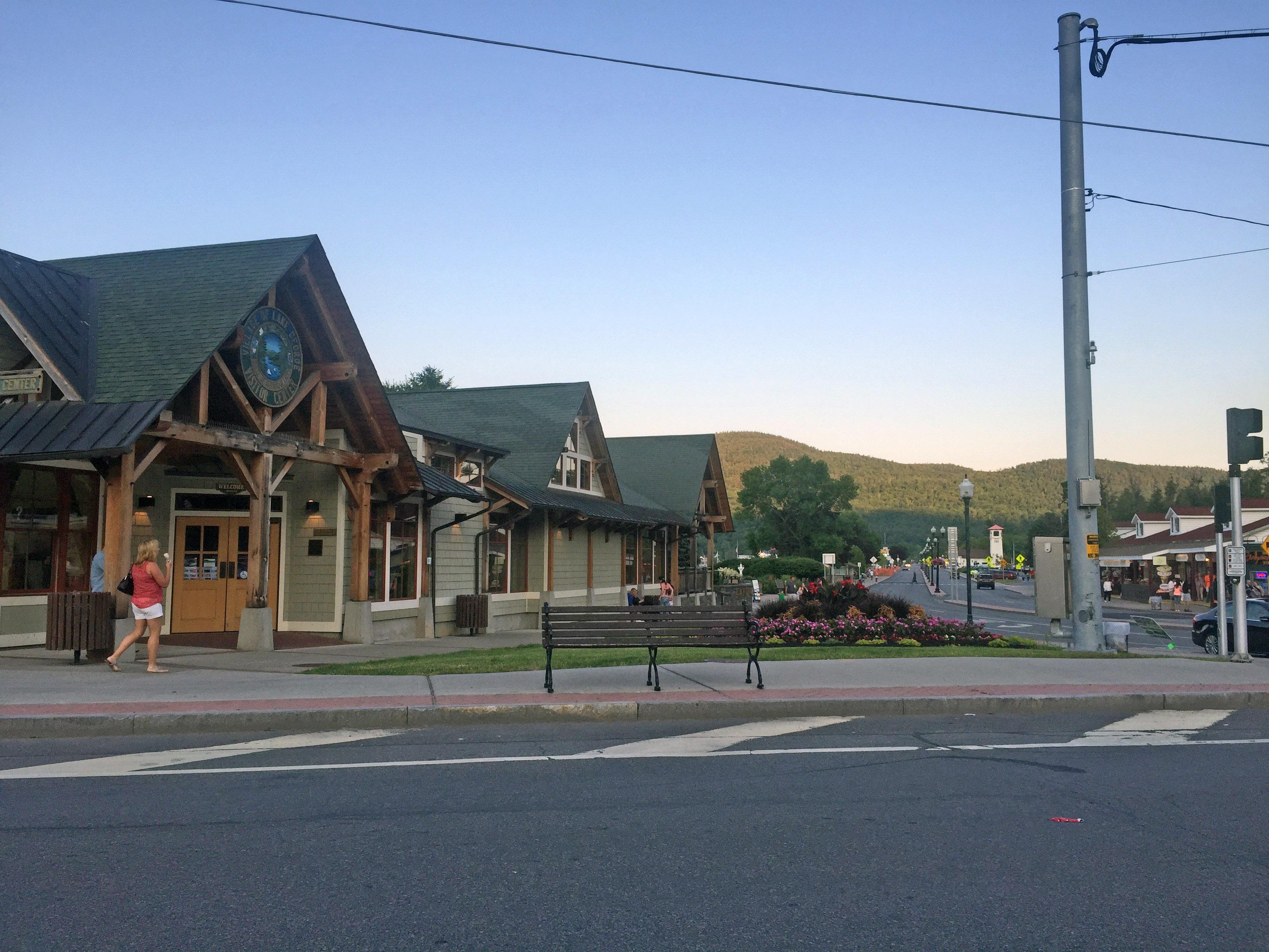 Job Opening at Lake George Village Information Center