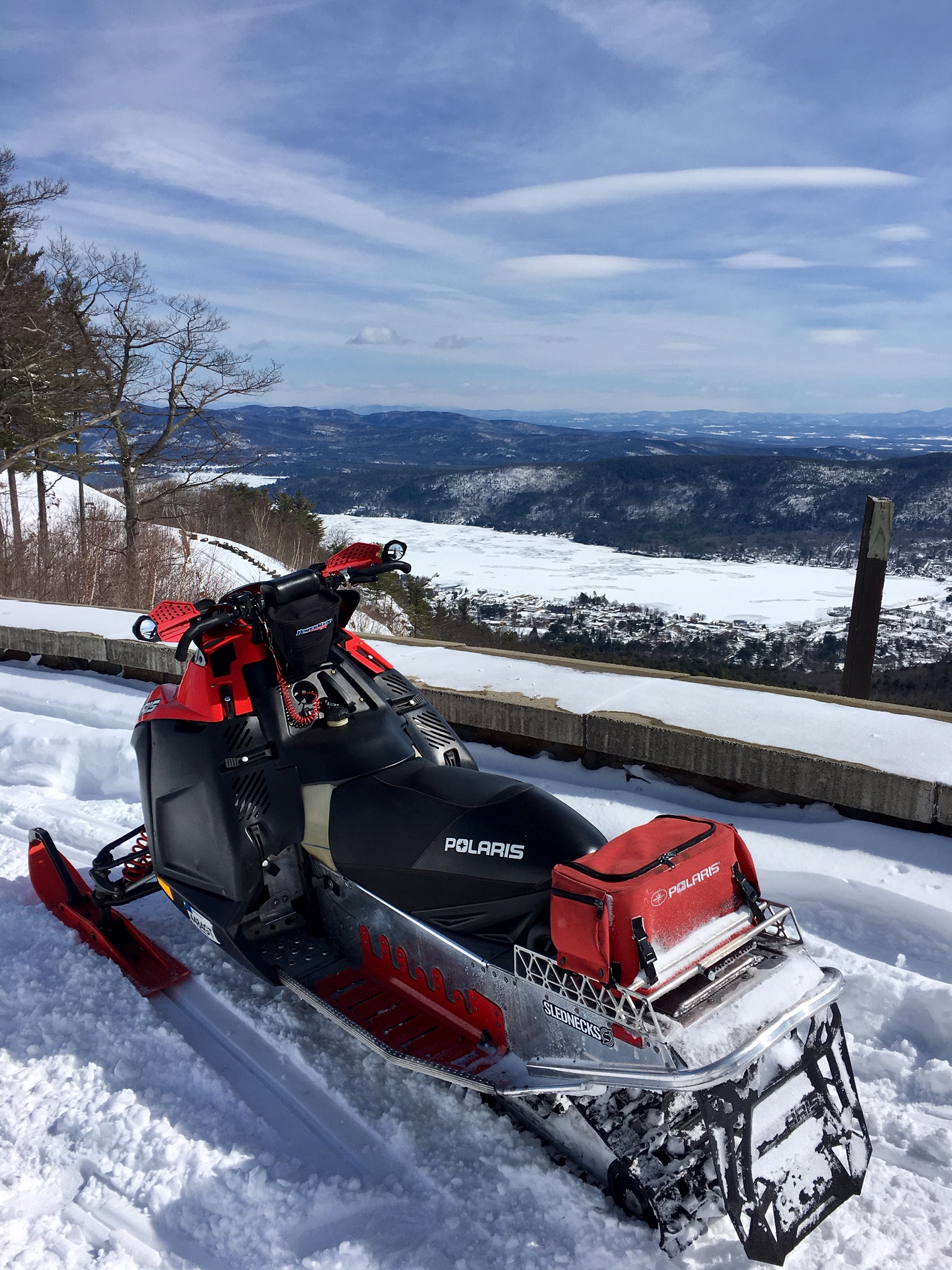Free Snowmobiling Weekend!