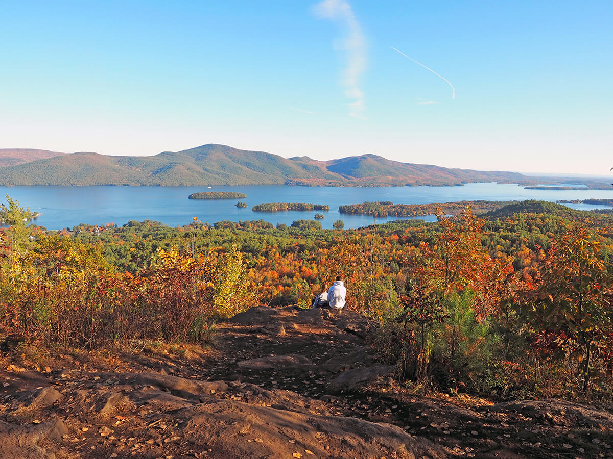 Itineraries to help you plan your trip to the Lake George Region